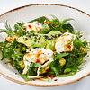 Фото к позиции меню Большой зеленый салат со страчателлой