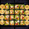 Фото к позиции меню На 2-4 персоны цезарь салат