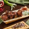 Фото к позиции меню Шашлык из свинины мякоть