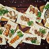 Фото к позиции меню На 8-12 персон Шашлычный рай