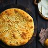 Фото к позиции меню Пирог с картофелем и сыром стандартный