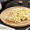 Фото к позиции меню Сырная Соломка (Чечил) спагетти порция