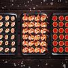 Фото к позиции меню На 4-6 персон Закуски с морепродуктами мини (порционные)