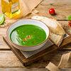 Фото к позиции меню Вегетарианский суп из шпината