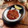 Фото к позиции меню Гребешок в томатном соусе