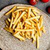 Фото к позиции меню Картофель фри с кетчупом