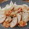 Фото к позиции меню Салат Цезарь с цыпленком