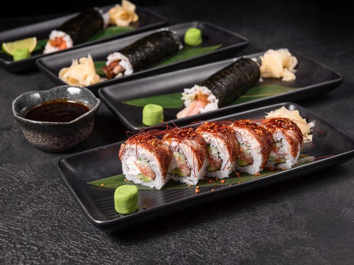 Defile Sushi Bistro Депо