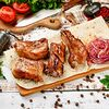 Фото к позиции меню Шашлык из свиных ребрышек