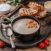 Фото к позиции меню Крем-суп из шампиньонов