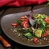 Фото к позиции меню Имеретинский салат